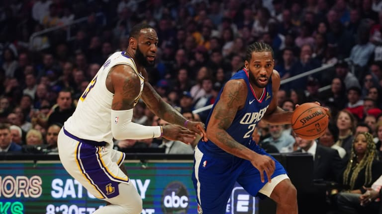 LA Clippers, Los Angeles Lakers to Kickoff 2020-21 Season with Opening Night Meeting