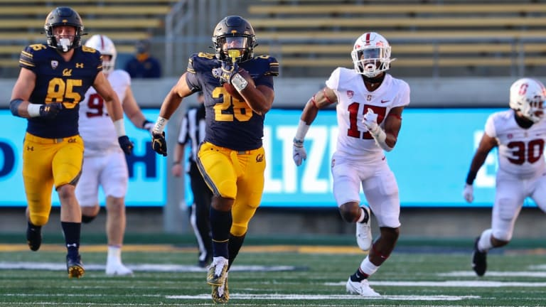Cal Football: Damien Moore Is Just Getting Started