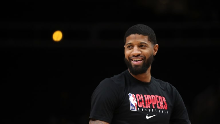 Report: Paul George Agrees to Maximum Contract Extension with LA Clippers