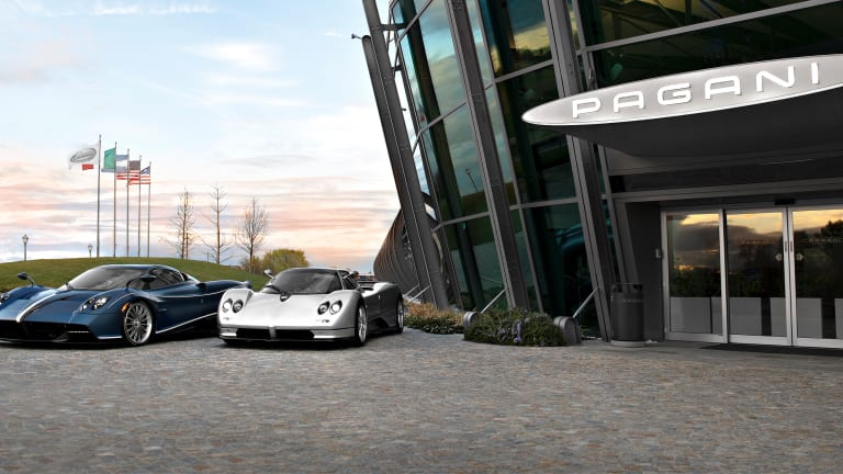The Cradle of Supercars