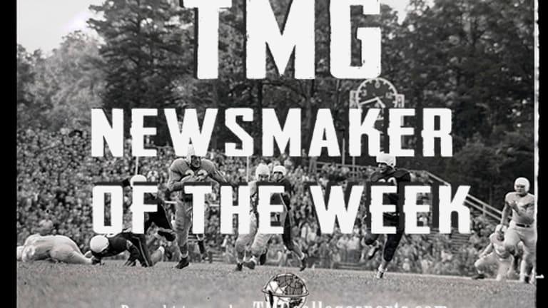 TMG Newsmaker of the Week: Sean Clifford