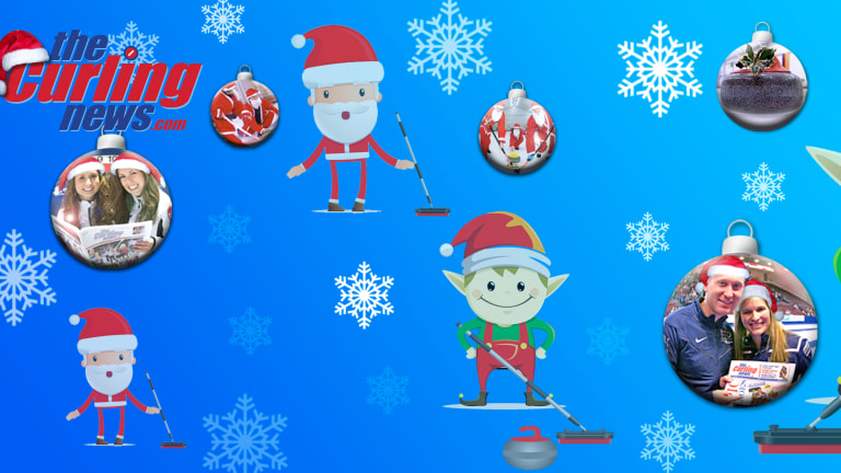 Curling's Letter to Santa Claus