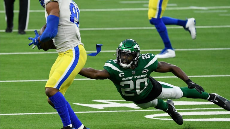 Keeping Marcus Maye in New York With Long-Term Deal is 'Priority' For Jets After Draft