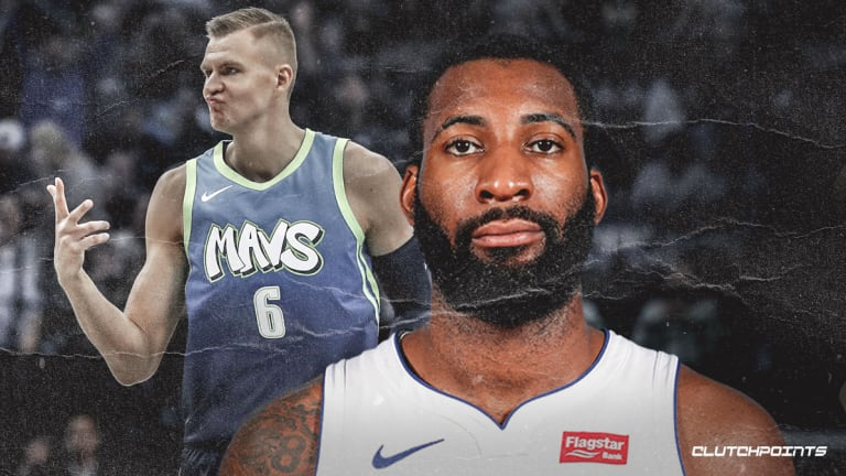 Mavs Talking Trade For Cavs Andre Drummond? Here's The Fit