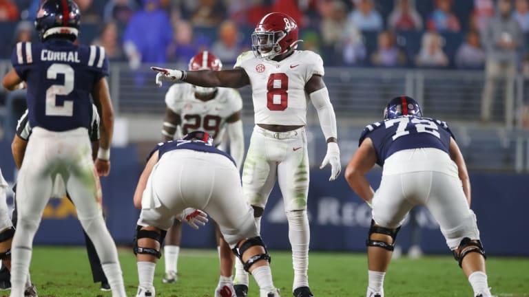 Alabama vs Ole Miss Kickoff Time, TV Announced