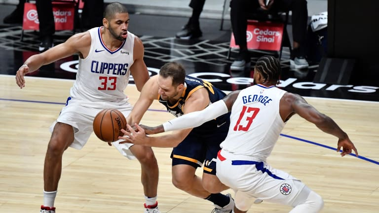 LA Clippers vs. Utah Jazz: Preview, How to Watch and Betting Info