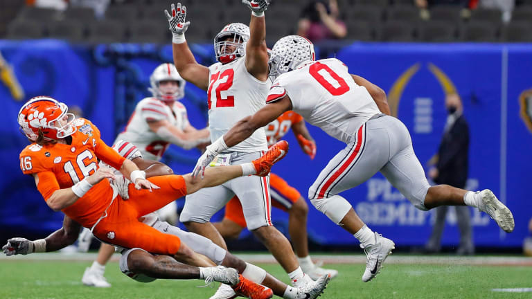 Underdog Ohio State Takes a Bite Out of Clemson—With an Eye on Destiny