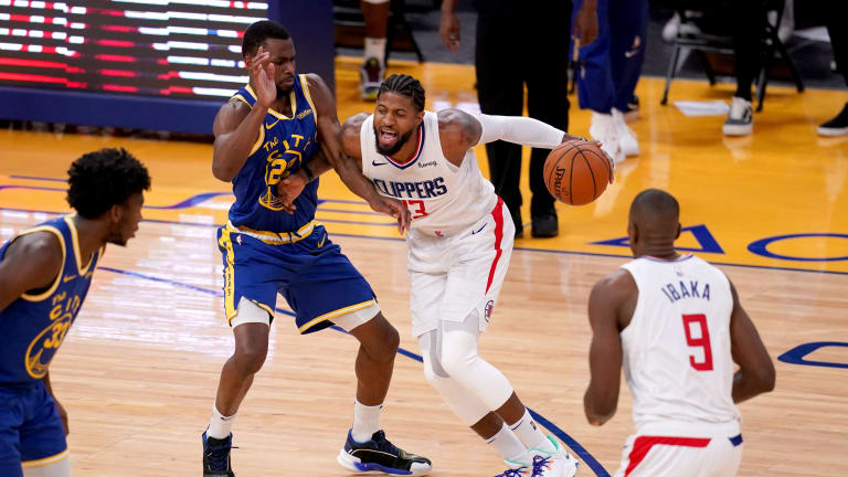LA Clippers vs. Golden State Warriors: Preview, How to Watch and Betting Info