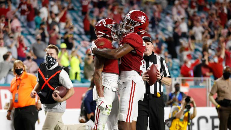 Alabama Crimson Tide Season Position Preview: Tight Ends