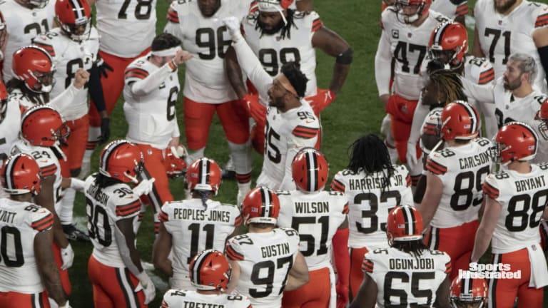 Cleveland Browns vs. Kansas City Chiefs -- Playoff Game Live Thread