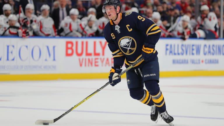 NHL DFS Breakdown: The Point Shot - Thursday, January 14th
