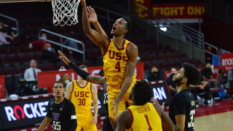 USC Hoops: Trojans Get Their Fifth Straight Win and Defeat Washington