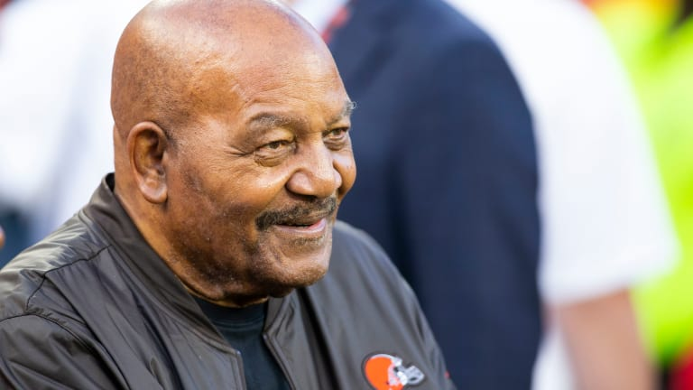 Why Hall-of-Famer Jim Brown has no equal when it comes to respect from his peers