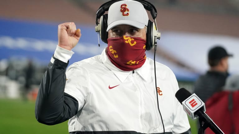 USC Football Adds Another New Member To Coaching Staff