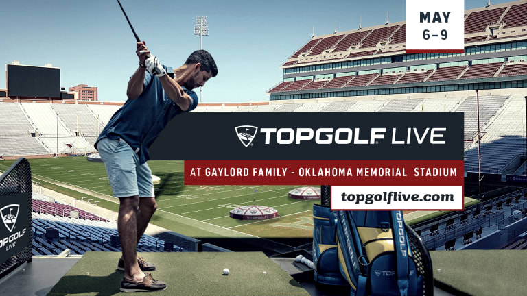 Topgolf coming to Oklahoma's Owen Field