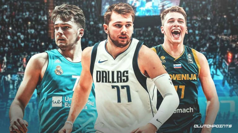 'Warrior-Type' Doncic One of Toughest Players