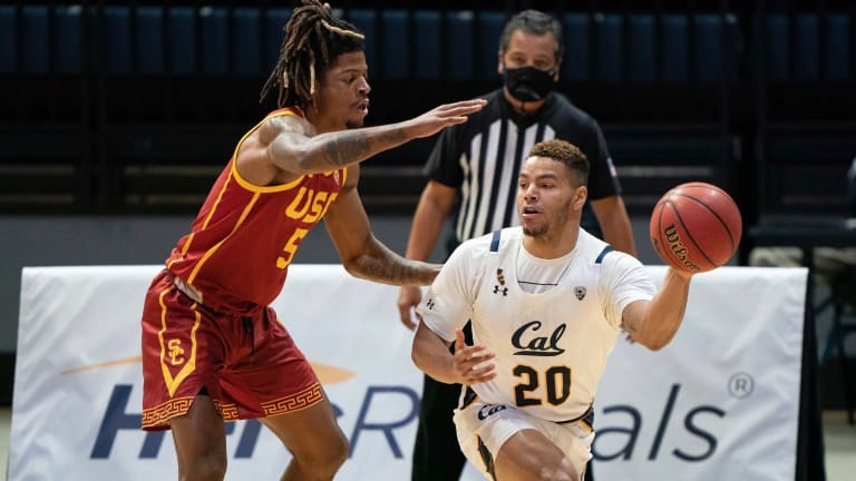 Cal Basketball: Bears Can't Stop Evan Mobley, Falter Late Despite Matt Bradley Return