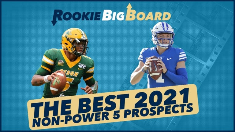 Small School, Big Potential: Ranking the Best Non-Power 5 Prospects in the 2021 NFL Draft Class