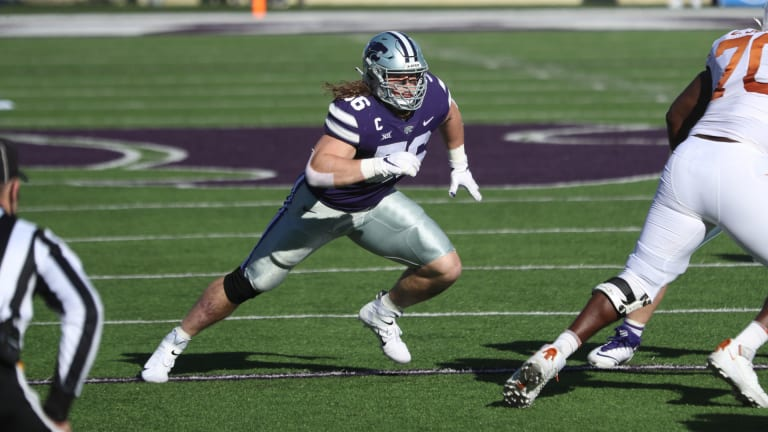 Senior Bowl Practice Review: Day 1 American Trenches