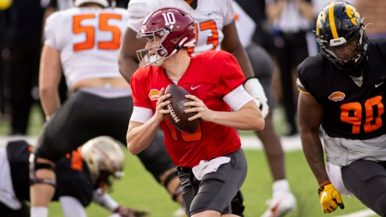 Former NFL Coach has a new QB1 in the NFL Draft