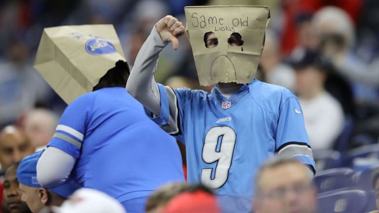 What is next for the Detroit Lions at Quarterback?