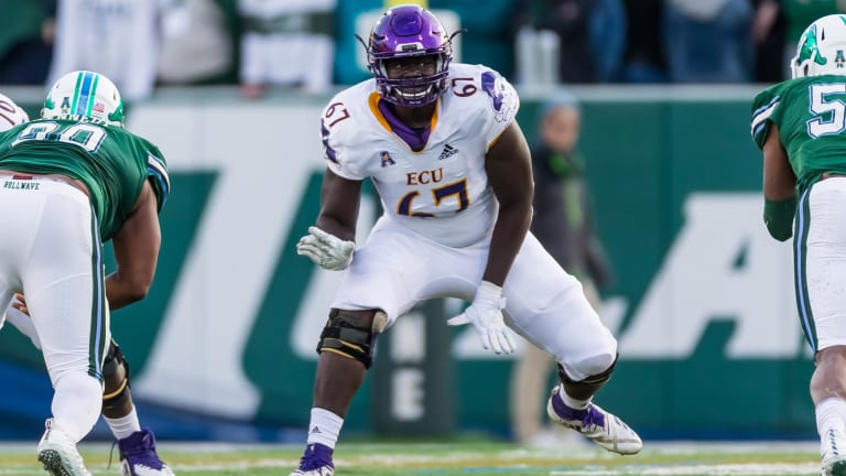 Senior Bowl Practice Review: Day 3 American Trenches