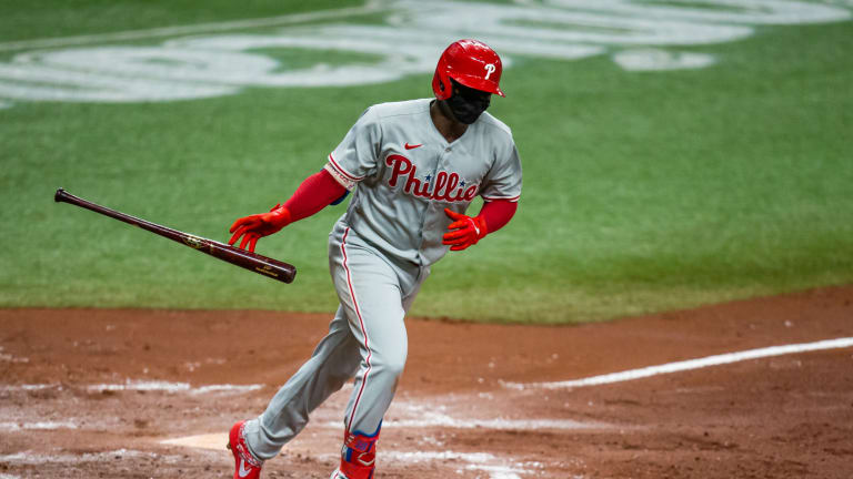 Report: Phillies Re-Sign Didi Gregorius to 2-Year, $28M Contract