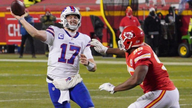 Bills offseason spotlight: Quarterback