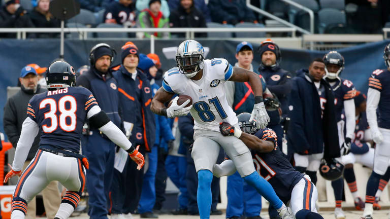 Draft Review: Calvin Johnson, the perfect prospect