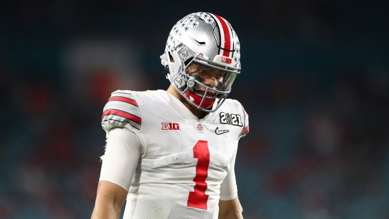Scouting Lenz: Justin Fields, Quarterback, Ohio State