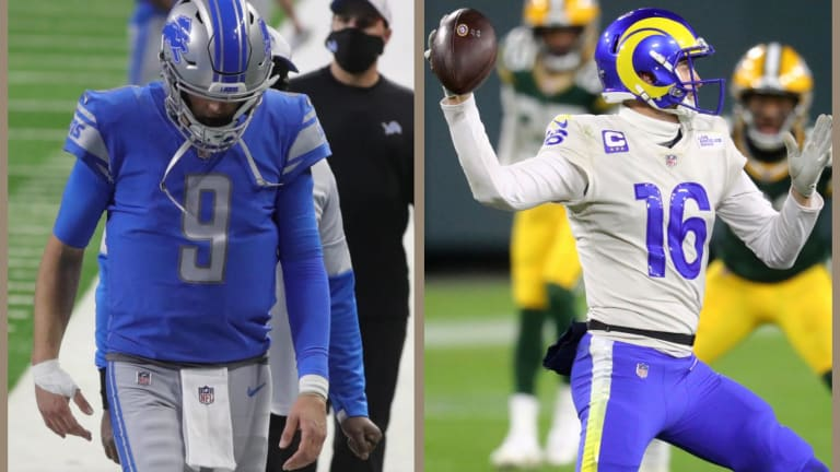 Reaction to Jared Goff and Matthew Stafford Trade