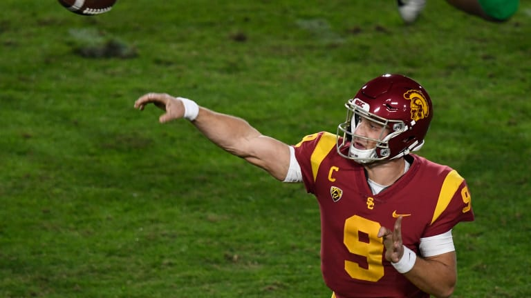 Devy Fantasy Football Mock Draft: Who is the top QB selected?