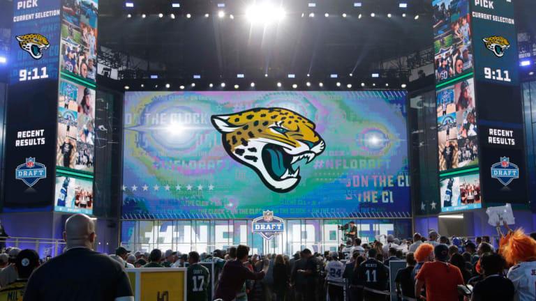 Jacksonville Jaguars 7-Round NFL Mock Draft