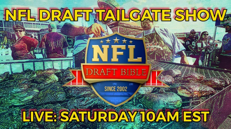 NFL Draft Tailgate Show: 2021 College Football Week Four