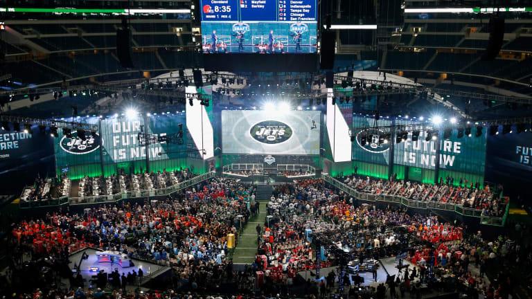 New York Jets 7-Round NFL Mock Draft