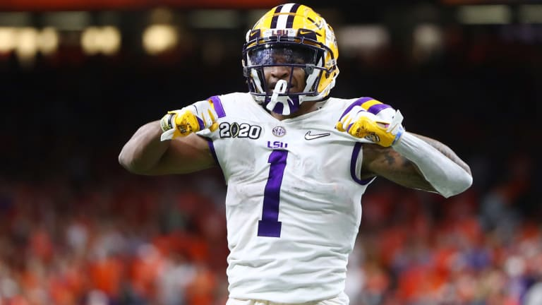 Mock Draft Monday: The Philadelphia Eagles get a new wide receiver