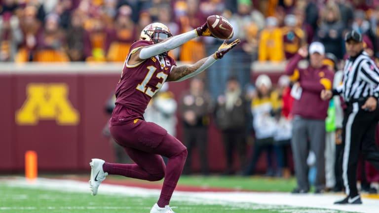 2021 NFL Draft Prospect Rankings: Wide Receivers