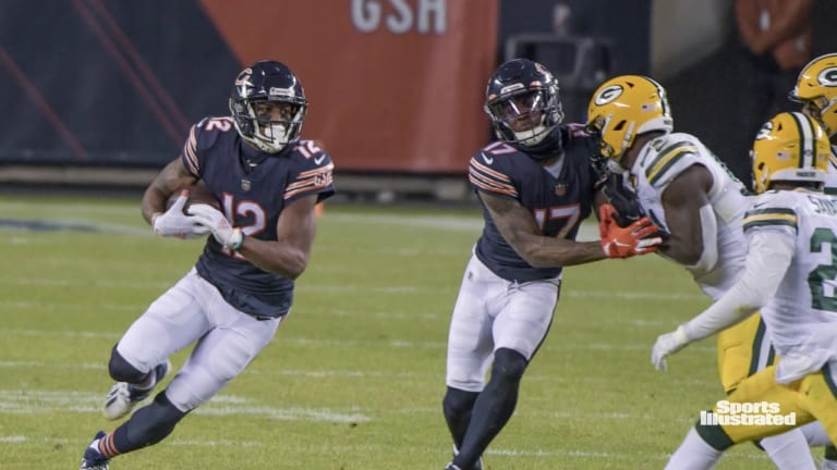 Upbeat Allen Robinson Open to Hearing from Bears