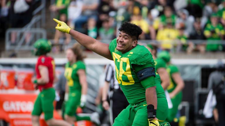 2021 NFL Draft Prospect Rankings: Left Tackles