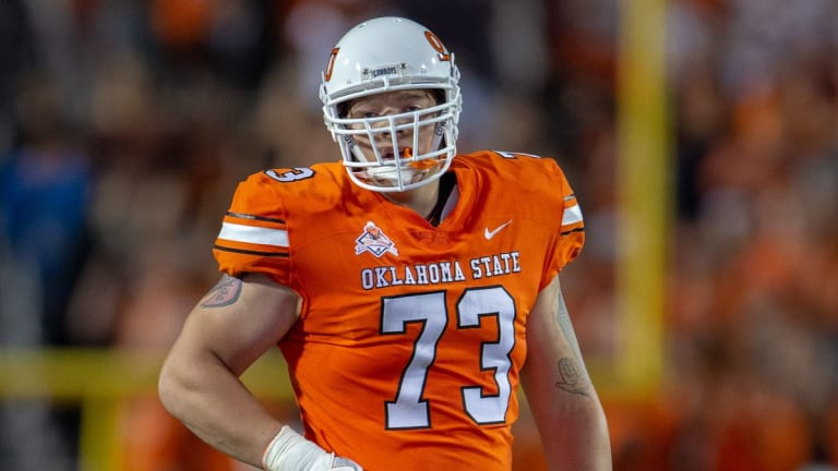 2021 NFL Draft Prospect Rankings: Right Tackles