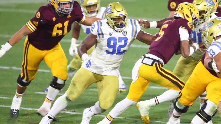 2021 NFL Draft Prospect Rankings: 3-4 Defensive Ends