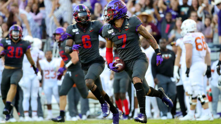 2021 NFL Draft Prospect Rankings: Strong Safeties