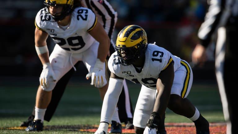 2021 NFL Draft Prospect Rankings: 4-3 Defensive Ends