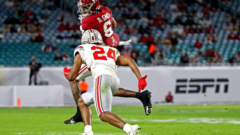 2021 NFL Draft Prospect Rankings: Inside Cornerbacks
