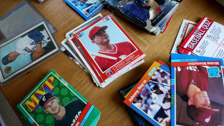 Darren Rovell on the Trading Card Explosion | SI Media Podcast