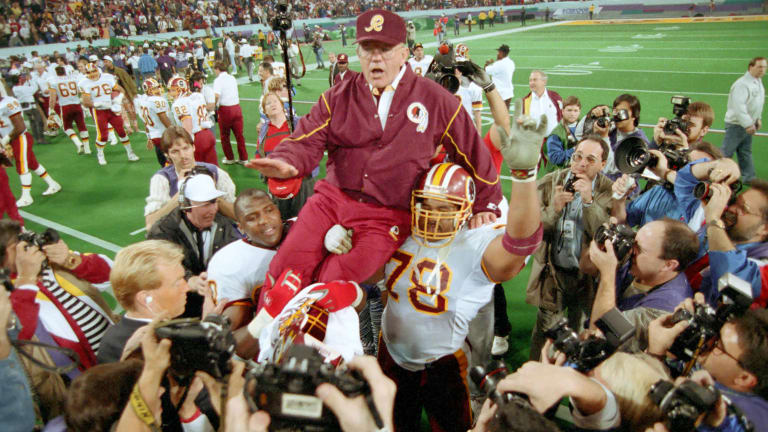 """Why Washington's Joe Gibbs was """"one of the most special coaches in NFL history"""""""