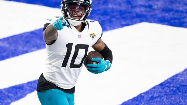 Reviewing the Jaguars' 2020 Draft Class: How Did Laviska Shenault's Rookie Year Unfold?