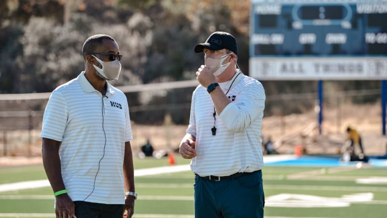 Upcoming CAMP Coaching Staff Heavy on NFL Experience