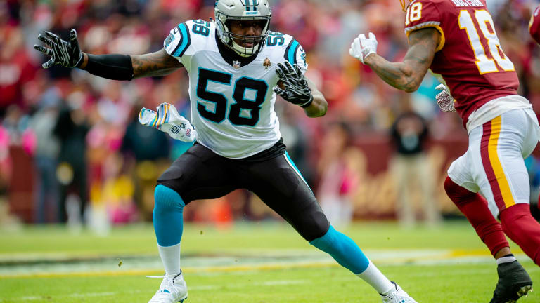 Draft Review: Thomas Davis, a debate about his position, not about his ability