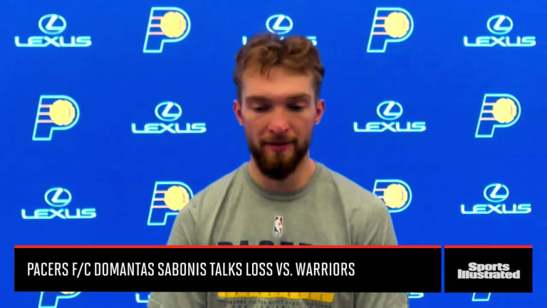 Domantas Sabonis Named NBA All-Star Injury Replacement